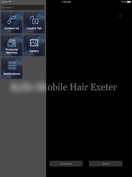 Kylie Mobile Hair Exeter apk screenshot