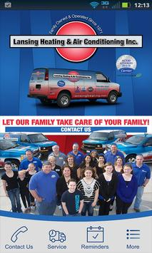Lansing Heating & Air Inc poster