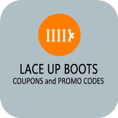 Lace Up Boots Coupons - ImIn! icon