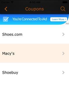 Lace Up Boots Coupons - ImIn! apk screenshot