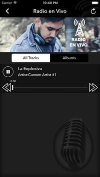 La Explosiva 1480 AM apk screenshot