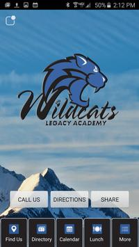 Legacy Academy poster