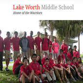 Lake Worth Middle School icon
