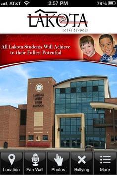 Lakota Local School District poster