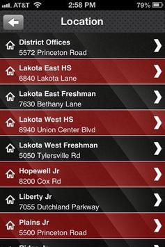 Lakota Local School District screenshot 1