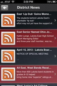 Lakota Local School District screenshot 4