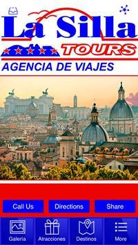 La Silla Tours. poster
