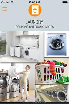 Laundry Coupons - I'm In! poster