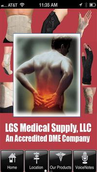 LGS Medical Supply, LLC apk screenshot
