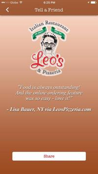 Leo's Italian Restaurant screenshot 2