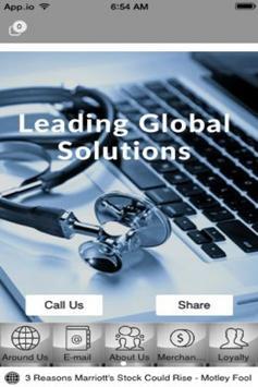 Leading Global Solutions apk screenshot