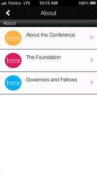 Leasing Foundation Conf 2013 apk screenshot