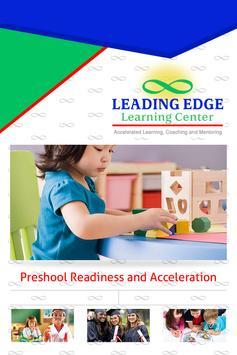 Leading Edge Learning Center poster