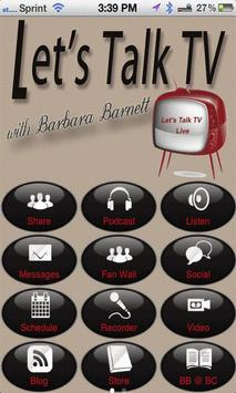 Let's Talk TV poster