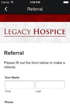 Legacy Hospice Gilbertown, AL screenshot 2