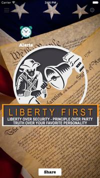 KrisAnne Hall & Liberty First poster
