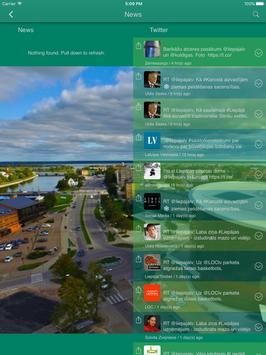 Liepaja Info EN apk screenshot