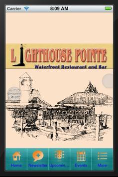 Lighthouse Pointe Restaurant poster