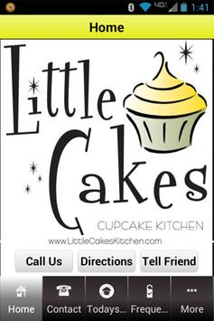 Little Cakes Kitchen poster
