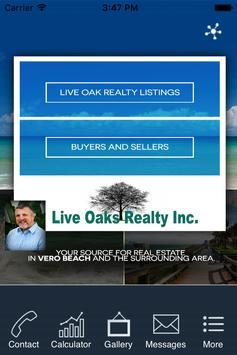 Brent Fadden - Live Oak Realty poster