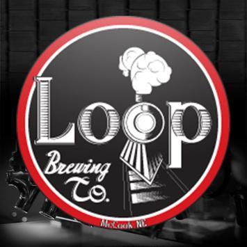 Loop Brewing Company poster
