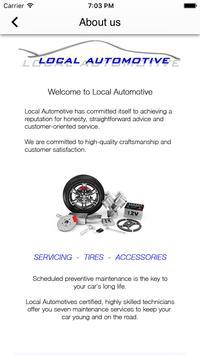 Local Automotive apk screenshot