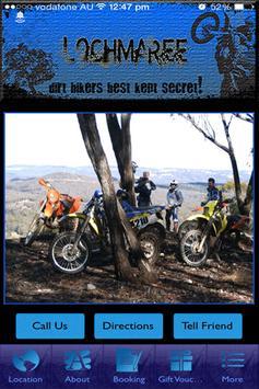Lochmaree Trail Bike Farm poster