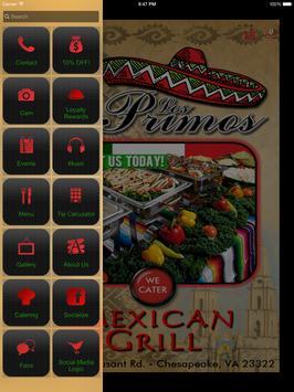 Los Primos Mexican Grill screenshot 4