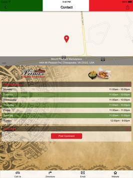Los Primos Mexican Grill screenshot 5