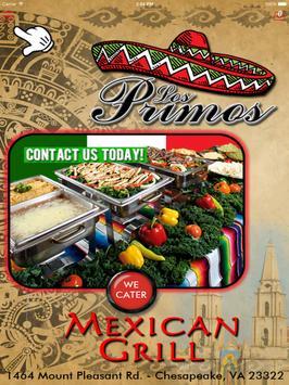 Los Primos Mexican Grill screenshot 3