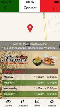 Los Primos Mexican Grill apk screenshot