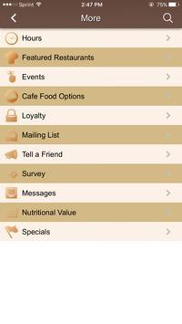LLNL Cafe screenshot 5