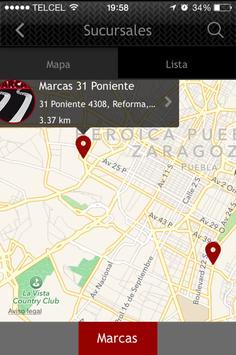 Llantera MARCAS screenshot 2