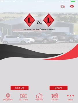 L & L Heating & Air Conditioing screenshot 10