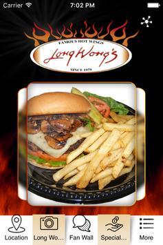 Long Wong's Mesa poster