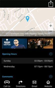Living Waters Community Church apk screenshot