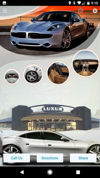 Luxur Fine Cars Edmonton poster