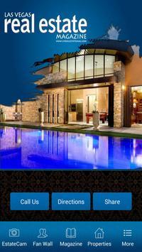 Las Vegas Real Estate Magazine poster