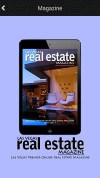 Las Vegas Real Estate Magazine screenshot 3