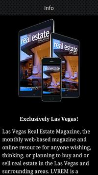 Las Vegas Real Estate Magazine screenshot 5