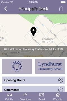 Lyndhurst Elementary School apk screenshot
