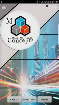 M3 Concepts poster