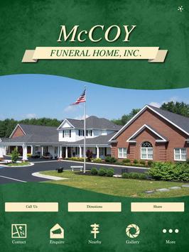 McCoy Funeral Home apk screenshot