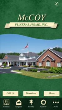McCoy Funeral Home poster