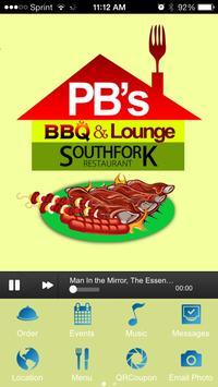 PB'S BBQ Lounge-Southfork Rest poster