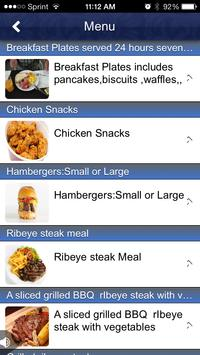 PB'S BBQ Lounge-Southfork Rest apk screenshot