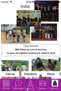 Maranatha Christian School Sw poster
