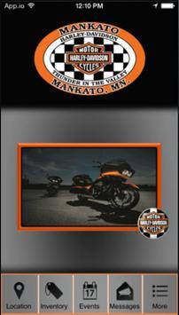 Mankato Harley-Davidson poster