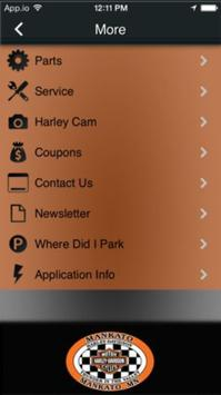 Mankato Harley-Davidson screenshot 1