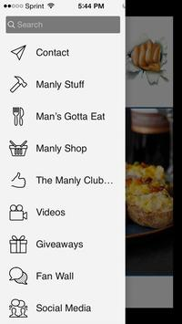 The Manly Club apk screenshot